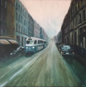 Morgon Viktoriagatan